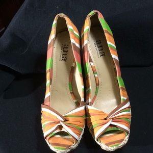 Ana Casual Heels